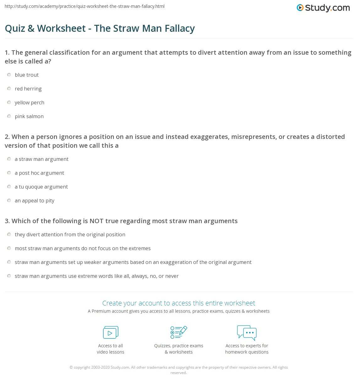 Fallacy Worksheet – Soft School Multiplication Worksheets