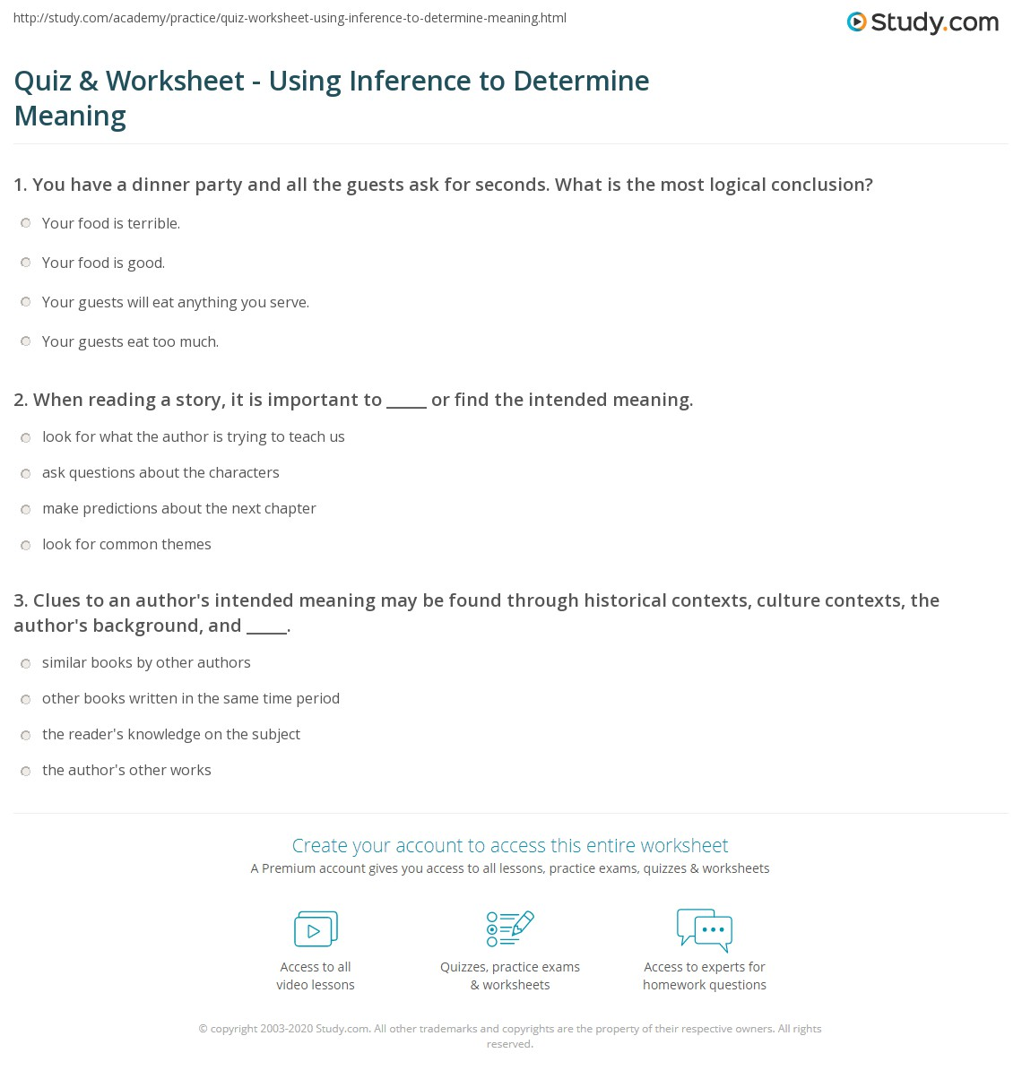Free Worksheet Inference Worksheets inference practice worksheets delibertad rringband