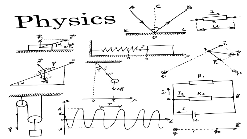 Secondary Education online physics course college credit
