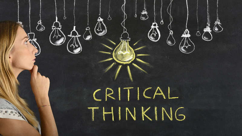 what is a critical thinking class