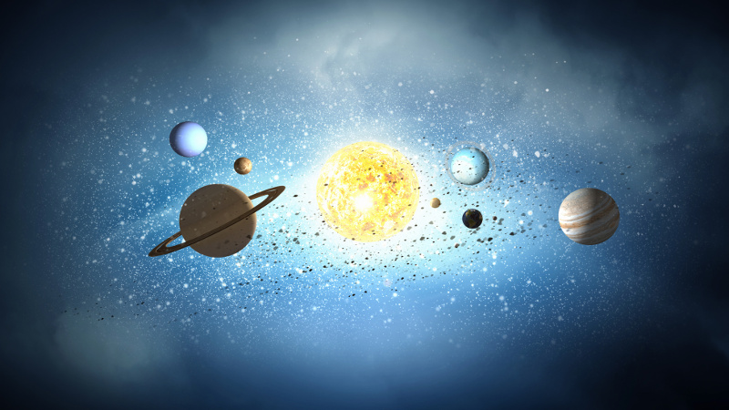 the solar system for kids course