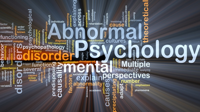 A course on abnormal psychology