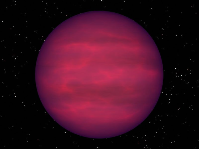 brown dwarf in outer space - photo #23