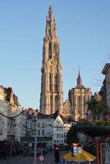 Photo of Notre Dame Antwerp