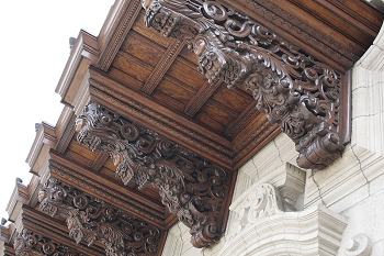 What are corbels in architecture definition uses Wood architecture definition