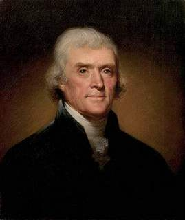 the early developments in the career of thomas jefferson Start studying chapter 7 & 8 learn the republican vision of america as proposed by thomas jefferson included the during his long political career.