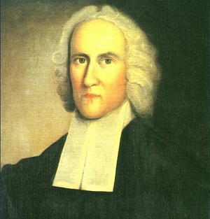 Jonathan Edwards Portrait
