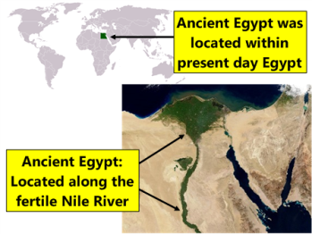 Ancient Egypts Economy Lesson For Kids Studycom - Map of ancient egypt for students