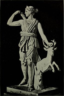 Greek goddess artemis epithets attributes for Artemis study