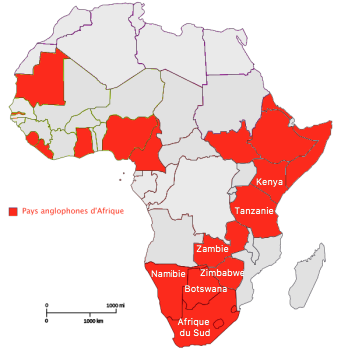 African Countries in French Studycom