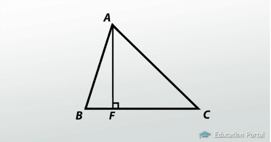 Median, Altitude, and Angle Bisectors of a Triangle - Video ...