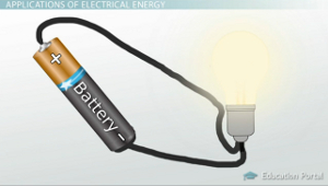 Battery Electric Potential