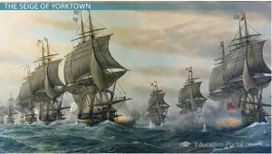 Battle of the Chesapeake Picture