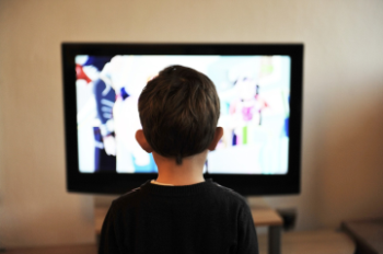 A television in the bedroom can prevent a child with ADHD from getting the rest they need.