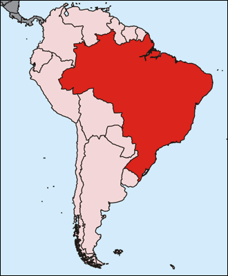 Flashcards South American Countries List Flashcards Studycom - Map of south american countries