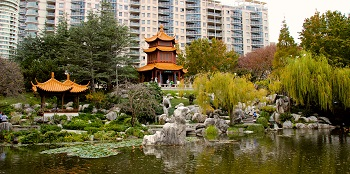 Chinese Garden Architecture Elements Design Studycom