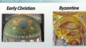 the characteristics of roman christian art (early christian art in the eastern part of the roman empire is usually considered  to be part of byzantine art) the christian religion was part of a general trend in.