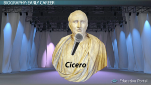 Cicero thinker, writer, speaker