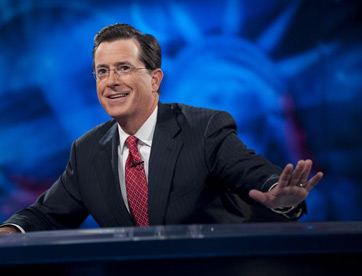 Stephen Colbert: You're Wrong, Sir, About Bachelor's Degrees