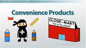 Convenience Products