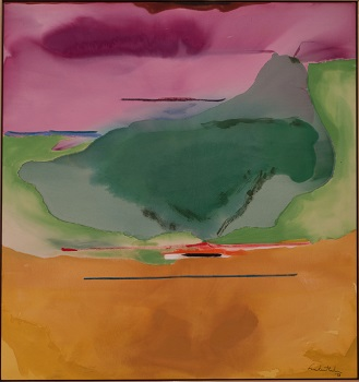 Helen Frankenthaler: Biography, Art & Paintings | Study.com