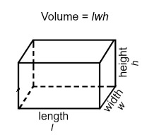 volume of cuboid