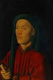 Portrait of Guillaume Dufay