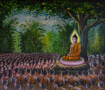 Life of Buddha - Attaining Enlightenment