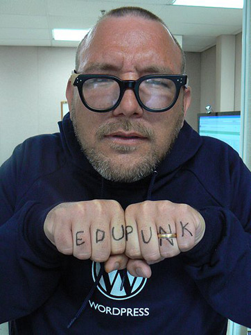 Jim Groom as Edupunk