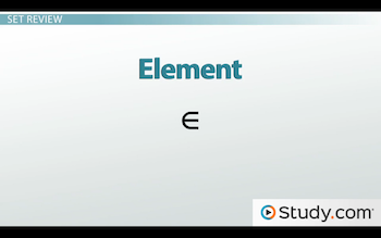 image of the symbol for element