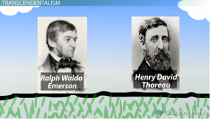 Emerson Thoreau Transcendentalists