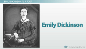 Emily Dickinson needs no introduction