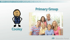 Primary and secondary social group - Answerscom
