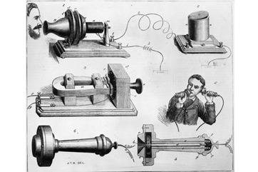 a study of the life and inventions of alexander graham bell Alexander graham bell, a man who best known for inventing the telephone most people don't know he spent the majority of his life teaching and helping the deaf.