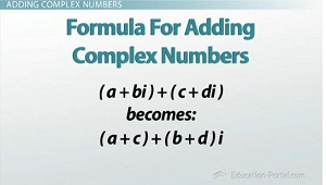 Worksheets Adding And Subtracting Complex Numbers Worksheet how to add subtract and multiply complex numbers video lesson adding formula