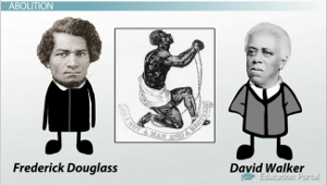 Frederick Douglass David Walker