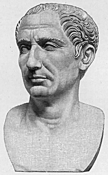 What political figure should I compare to Julius Caesar?