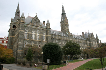 A Capitol Education: Georgetown University