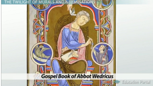 Gospel Book of Abbot Wedricus