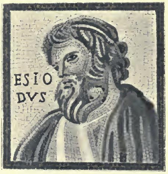 hesiod works and days essay Essay to work the land as a form of living and to gain sustenance as a result of this work, this is the issue addressed by both hesiod in works and days and virgil in the georgics.