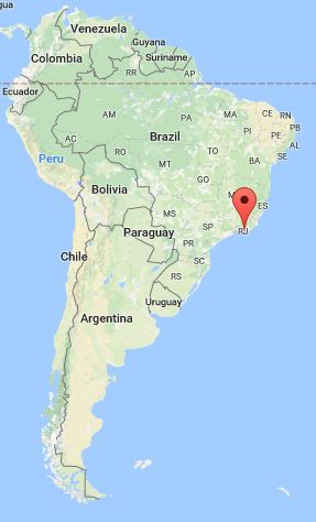 Finding Major Cities Of The Americas On A Map Studycom - South america cities map
