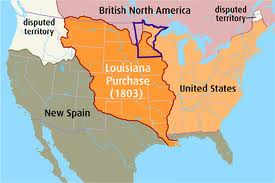 Meriwether Lewis Biography Expedition Facts Studycom - Louisiana purchase and western exploration us history map activities