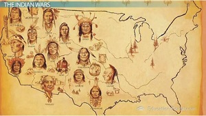 The Indian Wars: Struggle Between Native Americans and Settlers ...
