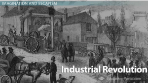 Industrial Revolution Illustration