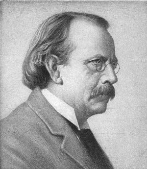 Portrait of J. J. Thomson
