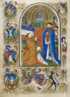 Illuminated manuscript of John, Duke of Bedford