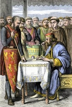 magna carta document summary pdf