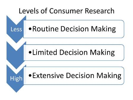 consumer decision-making essay example
