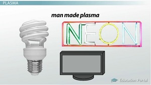 Man Made Plasma Examples