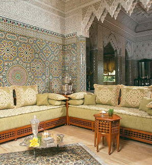 Moroccan Interior Design History Style Elements